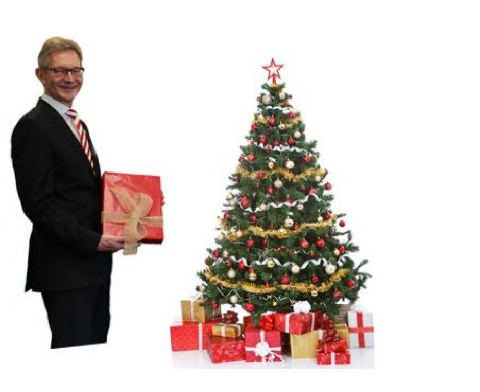 Morgen Kinder wird's was geben…Weihnachtsgeschichten in Hüsten