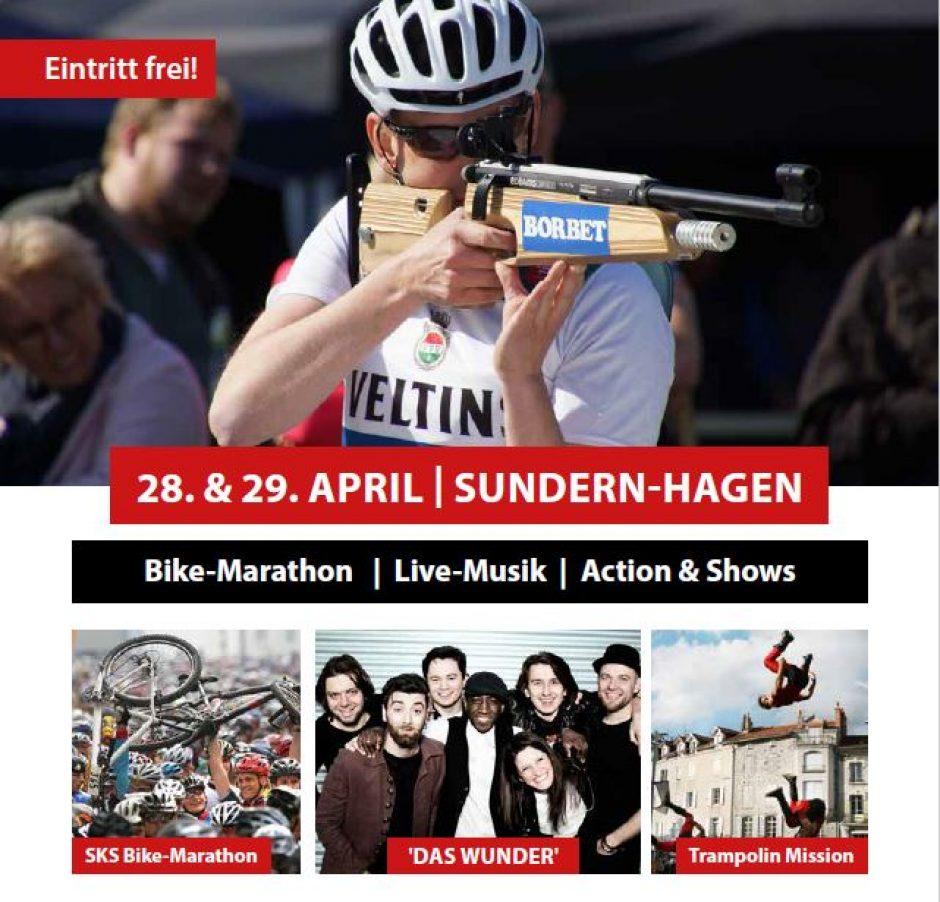 Sparkassen MTB-Nachwuchs Rennen