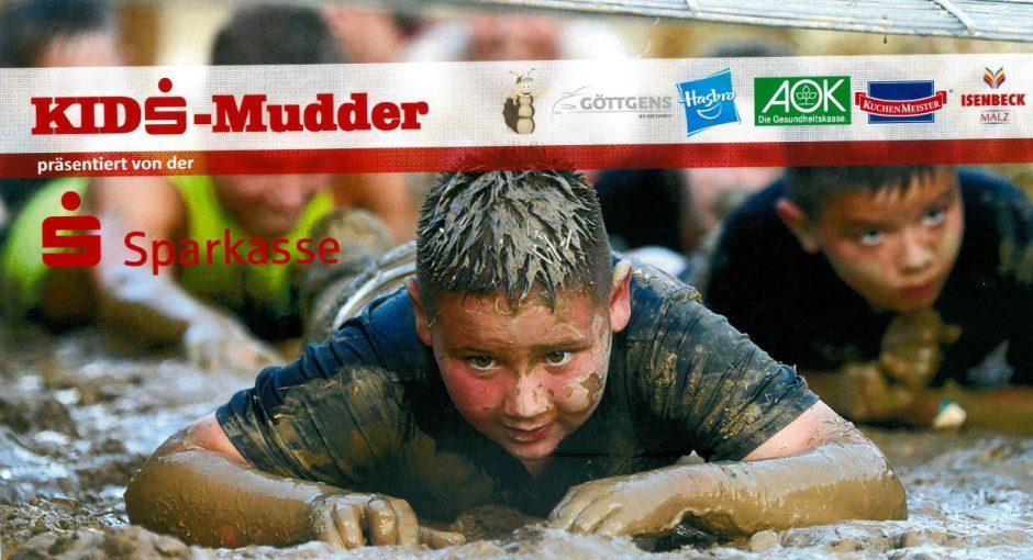 Jetzt mitmachen beim Kids-Mudder
