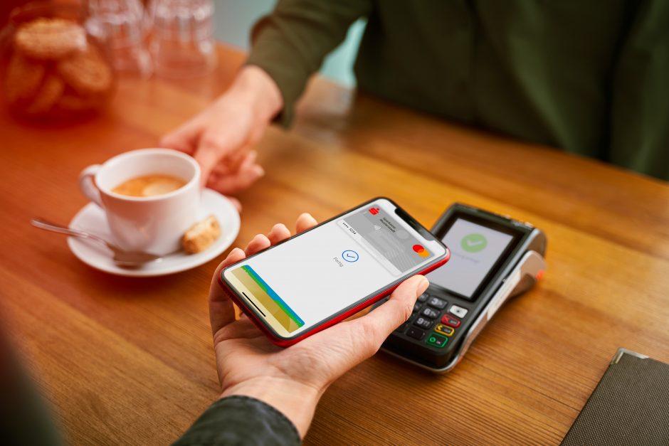Apple Pay startet bei der Sparkasse Arnsberg-Sundern