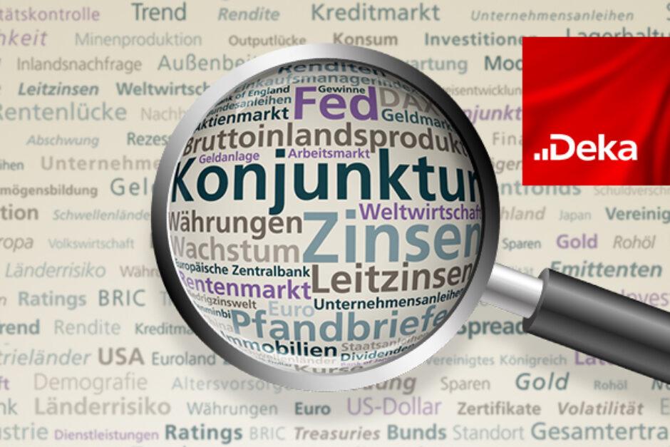 Deka: Volkswirtschaft Prognosen März 2021