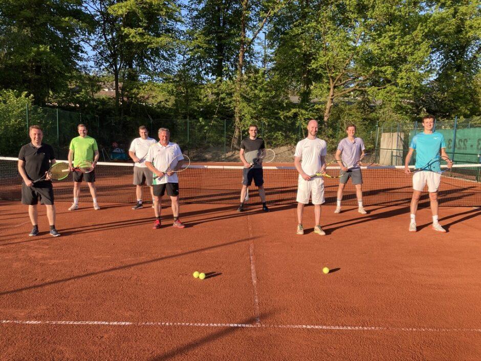 Neuer Tennisplatz für den SuS Stemel