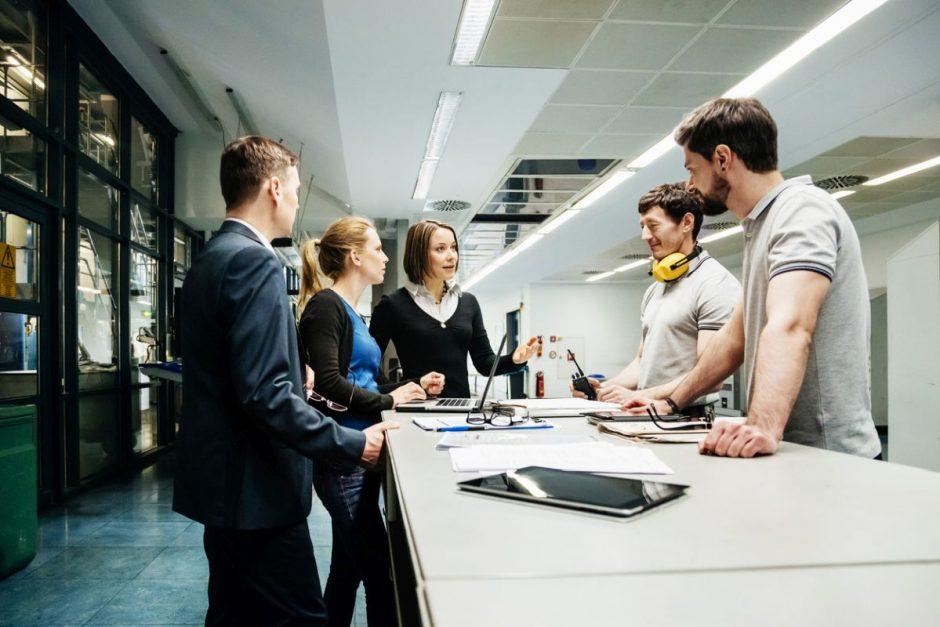 10 Tipps für gute Teamarbeit